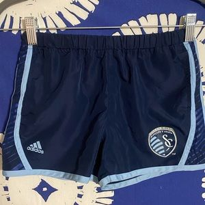 Sporting KC Adidas Women's Shorts Size Small